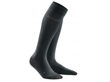 Business Socks dark grey WP50ZE m WP40ZE w pair front