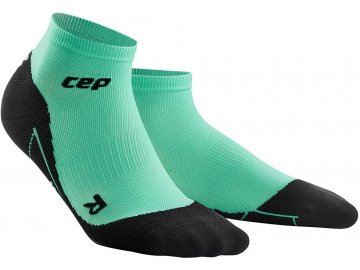Compression Low Cut Socks jump jade WP4ASK w pair front