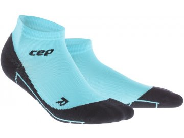 CEP compression low cut socks burpee blue 1069 WP4AYN paar sba