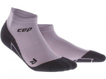 CEP rebelle low cut socks planky purple 1073 WP4AZN paar sba