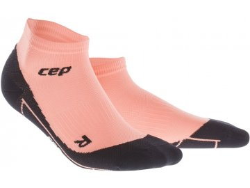 CEP compression low cut socks crunchy coralle 1066 WP4AXN paar sba