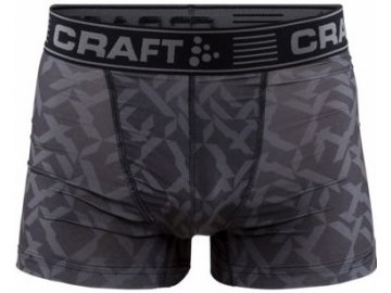 boxerky craft greatness 3 cerna s potiskem 1