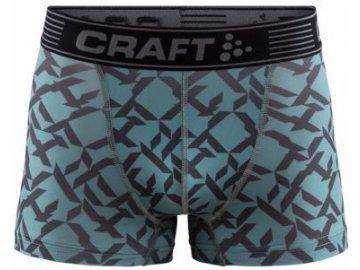 boxerky craft greatness 3 modra s potiskem 3