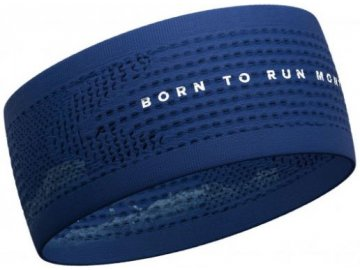 headband on off mont blanc 2019 blue