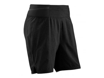 Loose Fit Shorts black W98155 m front