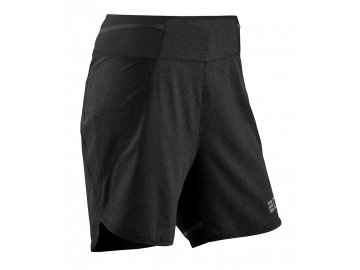 Loose Fit Shorts black W9H155 w front