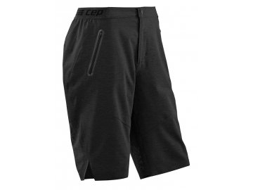 Leisure Shorts black W97155 m front