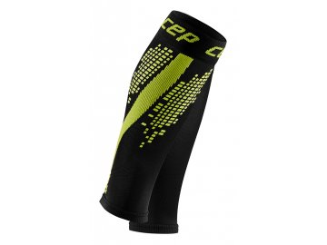 Nighttech Calf Sleeves green WS5HG0 WS4HG0 front 2