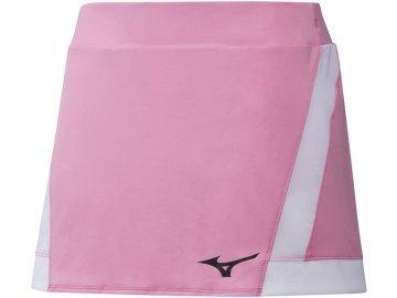 flex skort aurora pink