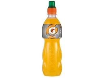 Iontový nápoj Gatorade 0,5L - pomeranč