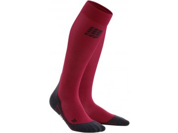 Training Compression Socks cardiocherry WP408K front 2