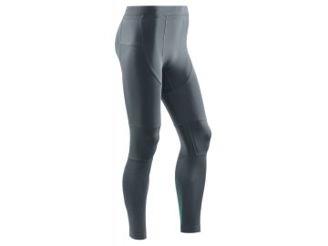 Run Compression Tights 3 0 grey mint W019CC m front