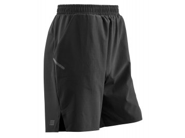 Training Loose Fit Shorts black W08155 m front