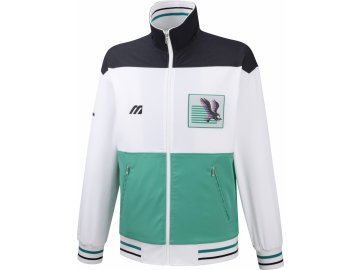Běžecká bunda Mizuno Archive Jacket (Eagle collection) K2GC005001
