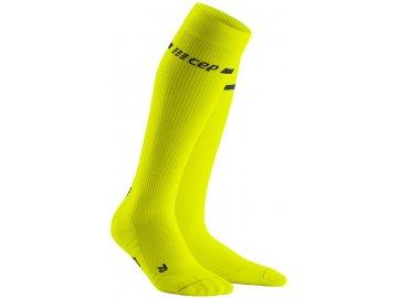 Neon Socks neon yellow WP20AG WP30AG front 2
