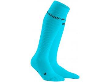 Neon Socks neon blue WP20BG WP30BG front 2