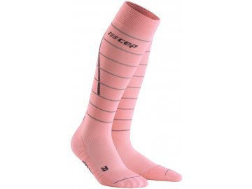 Reflective Socks lightrose WP401Z front 2