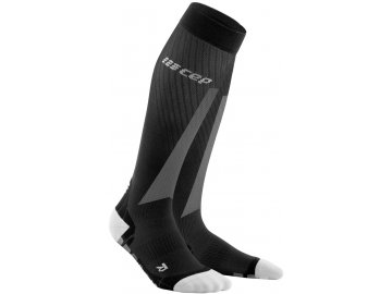 Ultralight Pro Compression Socks black lightgrey WP40IQ WP50IQ front 2
