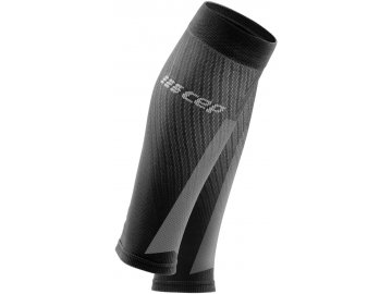 Ultralight Pro Compression Calf Sleeves black lightgrey WS40IQ WS50IQ front 2