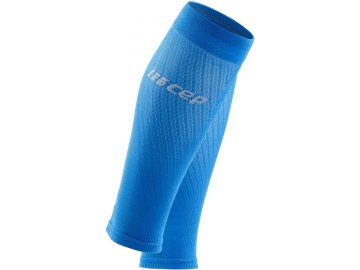 Ultralight Compression Calf Sleeves electricblue lightgrey WS40KY WS50KY front 2