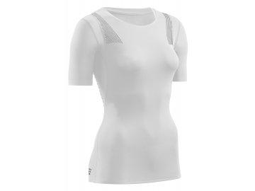 Wingtech Shirt Short Sleeve white W0FD05 w front