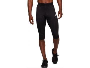 Běžecké 3/4 kalhoty ASICS RUNNING KNEE TIGHT 2011A800-001 (Velikost textilu XXL)