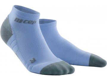 Low Cut Socks 3 0 sky grey WP4AIX m front 2