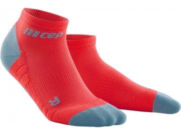 Low Cut Socks 3 0 lava grey WP5AJX w front 2