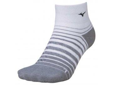 sonic ankle socks white