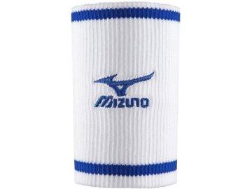 wristband long1pair white reflex blue one size