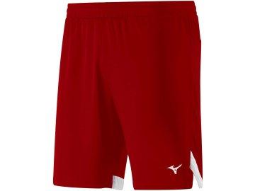 premium handball short m red 1