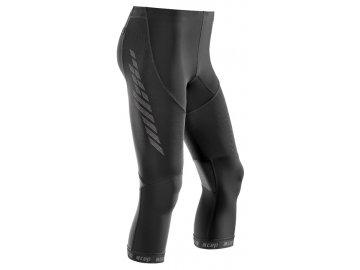 CEP pánské 3/4 běžecké kompresní kalhoty 2.0 (Velikost VI (60-75 cm obvod stehna v polovině))
