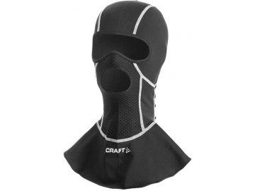 Běžecká kukla CRAFT Thermal Face Protector (Velikost textilu S-M)