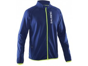 Běžecká bunda Salming Run Thermal Jacket