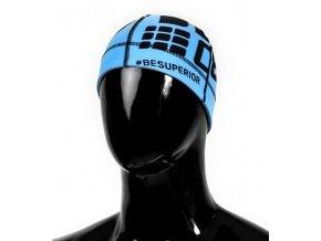 Běžecká čepice CEP modrá