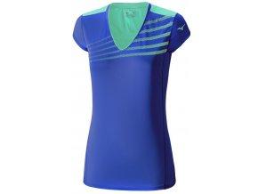 Běžecké tričko Mizuno Premium Aero Tee J2GA670122 (Velikost textilu XS)