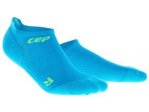 CEP ultralight no show socks electric blue green 1059 WP56NC paar sba