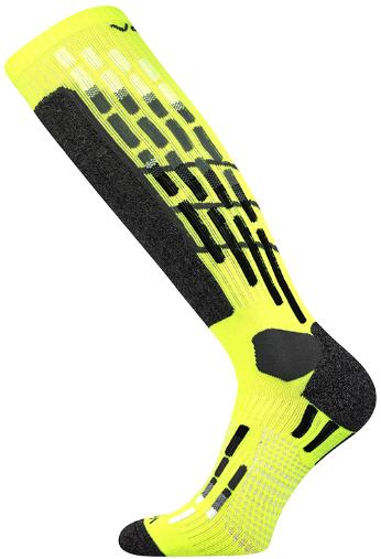 Běžecké kompresní podkolenky Boma VXPRES - žluté 35-38
