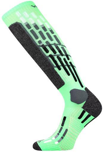 Běžecké kompresní podkolenky Boma VXPRES - zelené 35-38