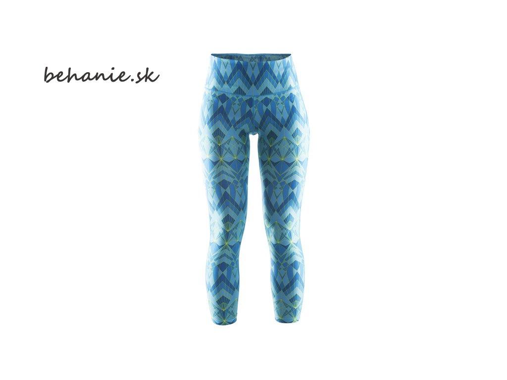 Kalhoty CRAFT Pure Print 7/8