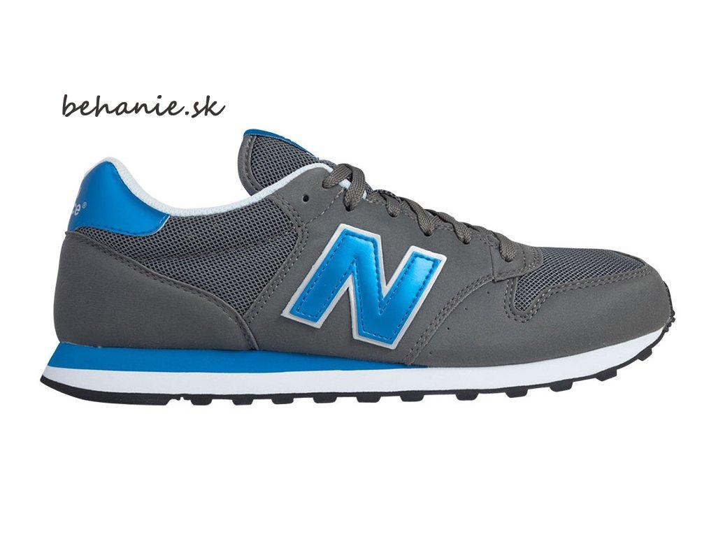 Fashionová obuv New Balance GM500KSR