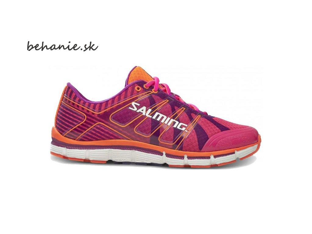 Bežecká obuv Salming Miles Shoe Women Pink/Purple