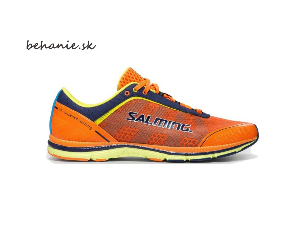 Bežecká obuv Salming Speed 3 Shoe Men Shocking Orange