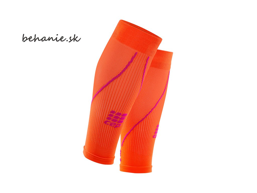 calf sleeves 2.0 sunset pink w WS4520 pair