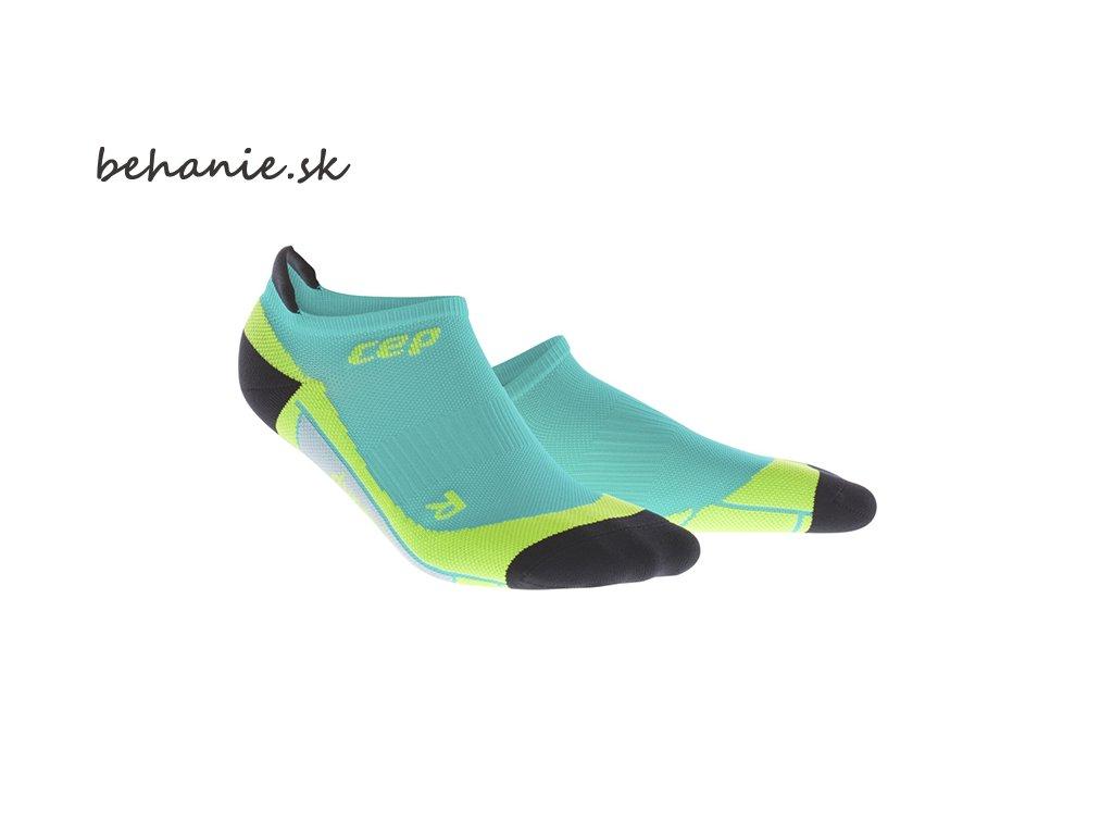 CEP no show socks lagoon lime 1064 WP56M0 paar sba