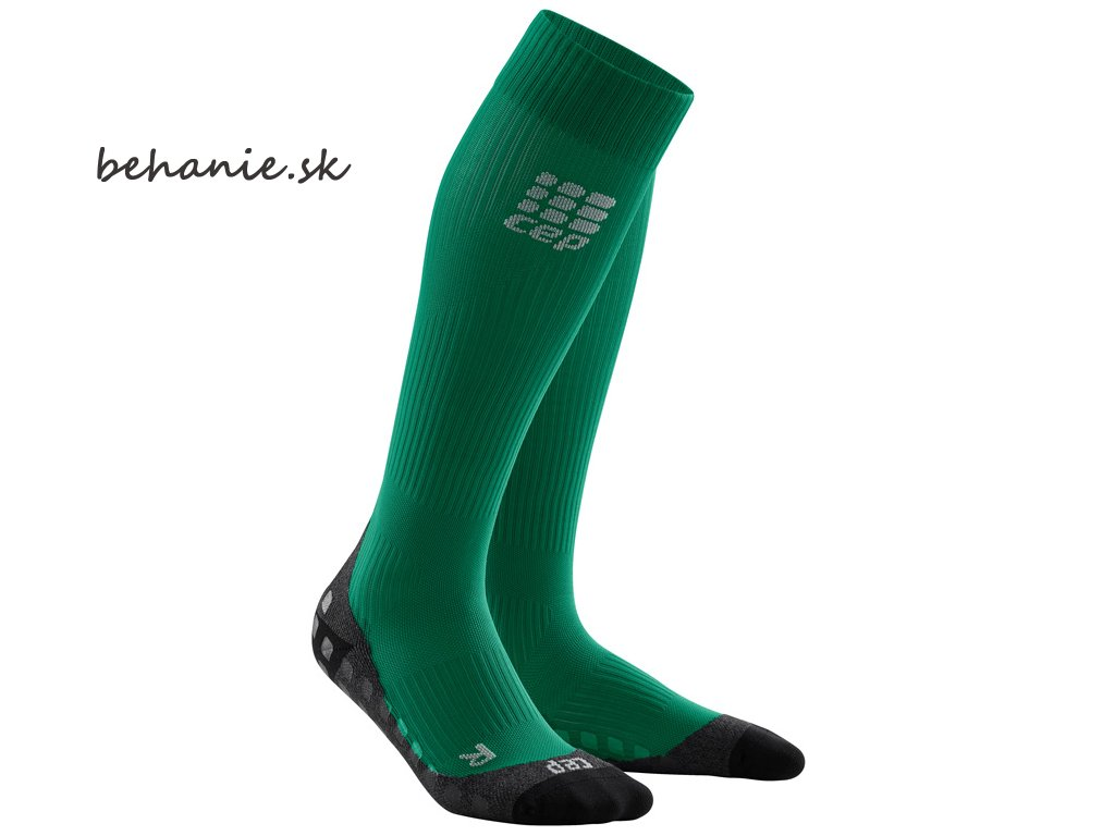 CEP griptech socks green WP55G7 m WP45G7 w pair