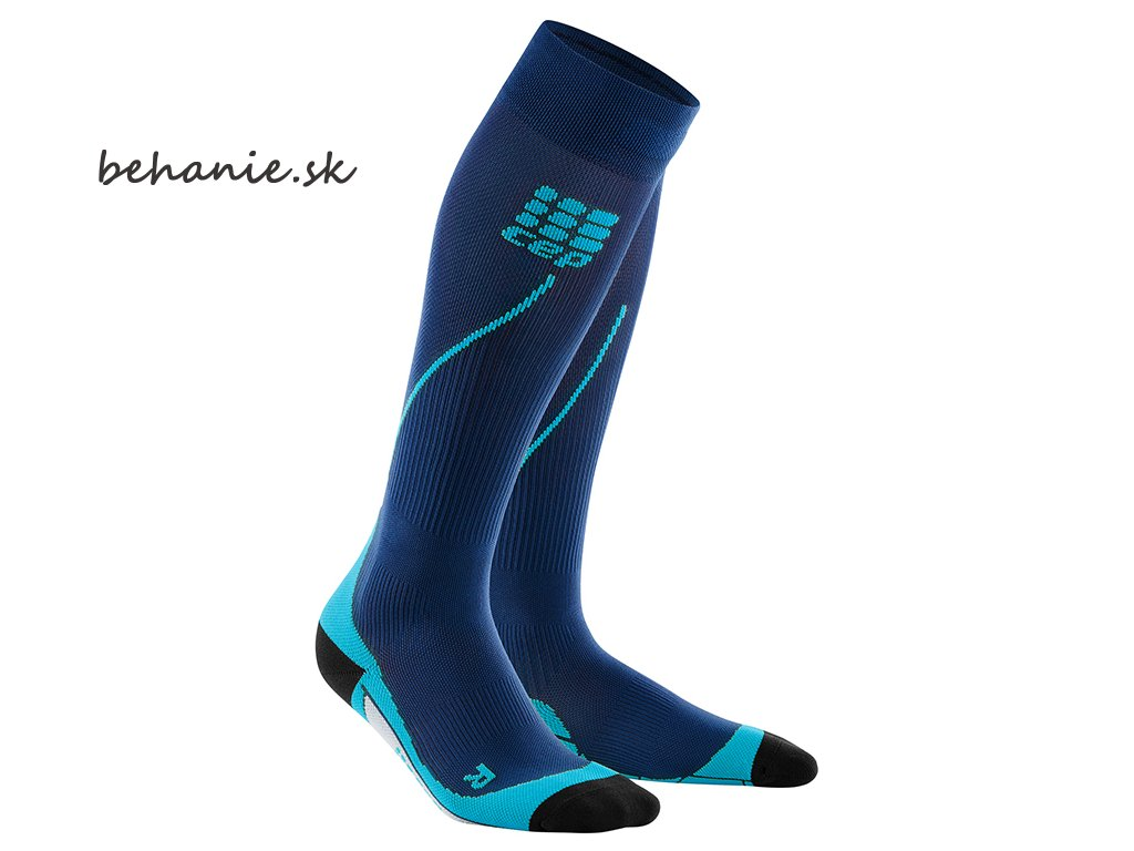 CEP Run Socks 2 0 deep ocean hawaii blue WP45B3 w WP55B3 m pair