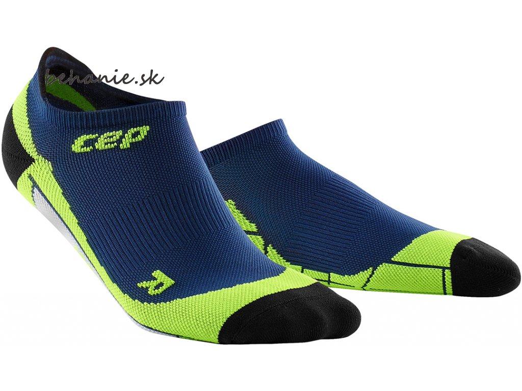 CEP no Show Socks deep ocean green WP46A0 w WP56A0 m pair