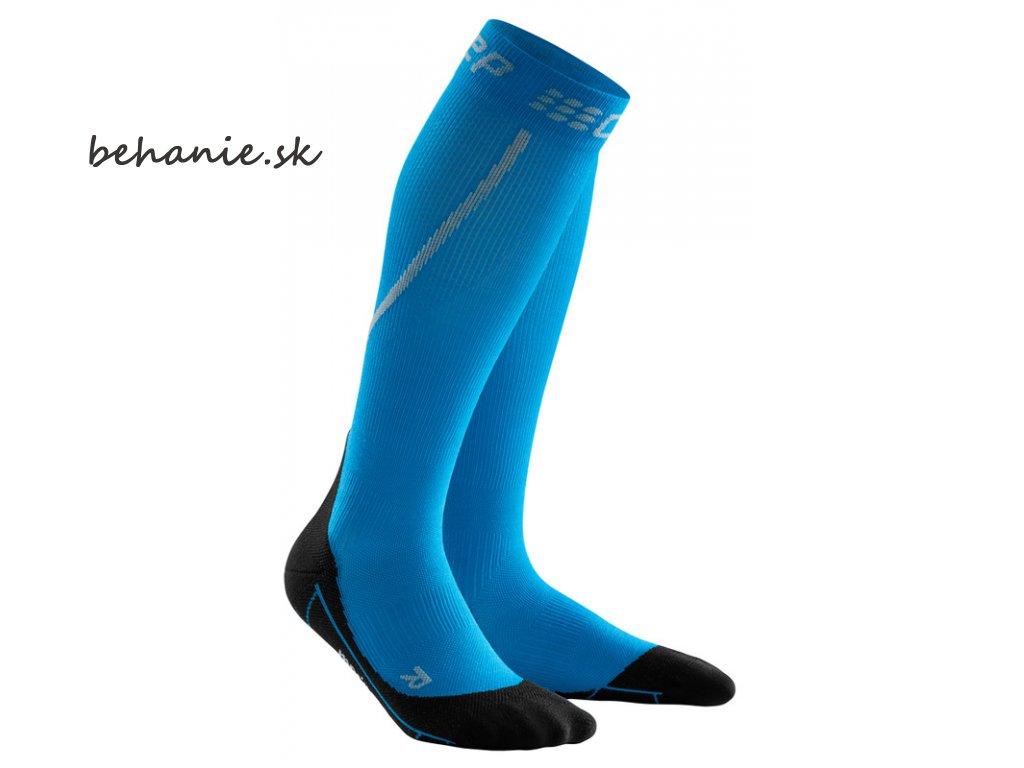 Winter Run Socks electricblue black WP50NU m WP40NU w pair