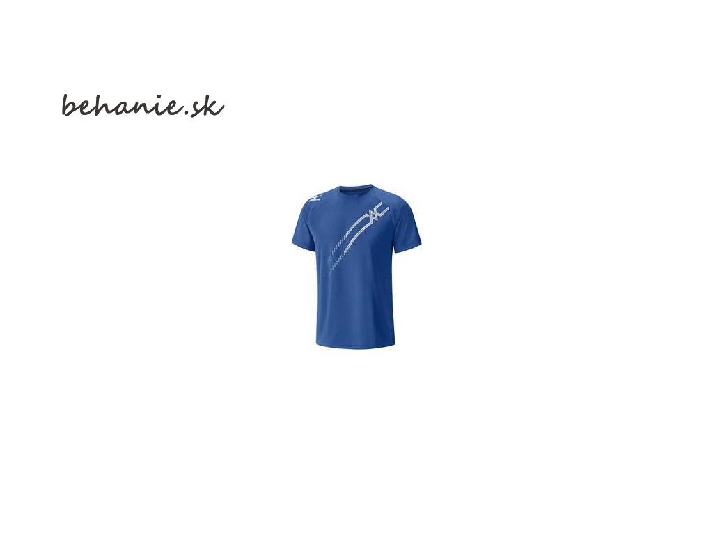 Běžecké tričko Mizuno Drylite Tee K2GA5A1524 (Velikost textilu XXL)